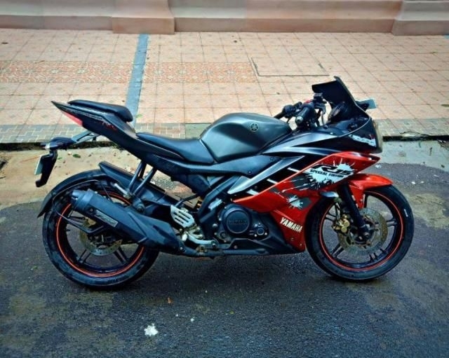 24 Used Grey Color Yamaha Yzf-r15 2 0 Motorcycle/bike for