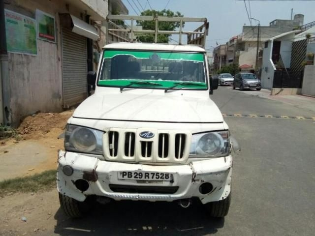 Mahindra Bolero Pick Up FB 2015