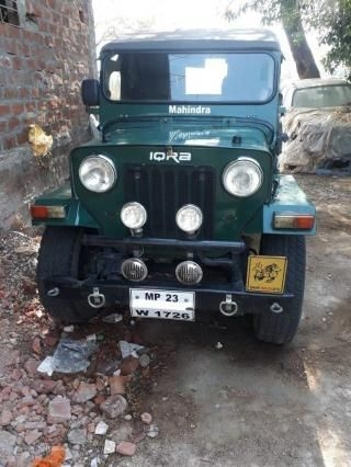 Mahindra Jeep CJ 500 DI 1987
