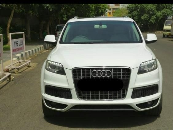 Audi Q7 45 TDI Technology Pack 2012