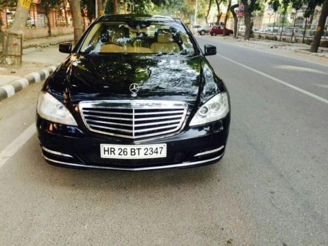 Mercedes-Benz S-Class 350 CDI LONG BLUE EFFICIENCY 2012