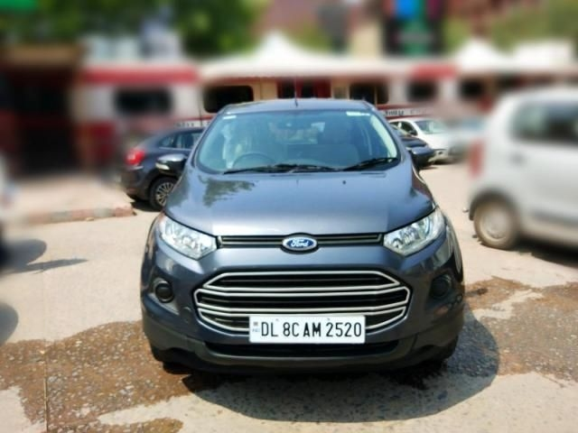 Ford EcoSport Trend 1.5L Ti-VCT 2015