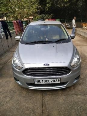 Ford Aspire Titanium 1.2 Ti-VCT Opt 2018