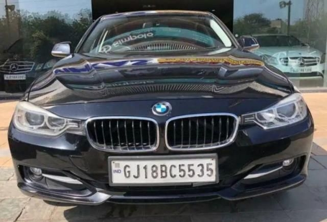 BMW 3 Series 320d Luxury Plus 2014