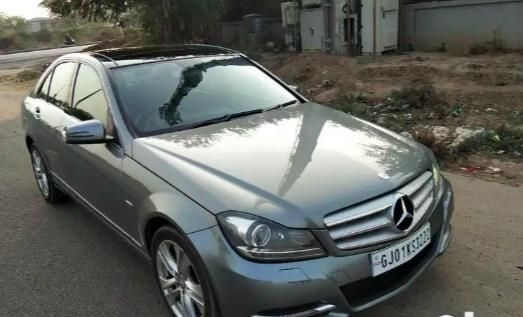Mercedes-Benz C-Class 220 BlueEfficiency 2012