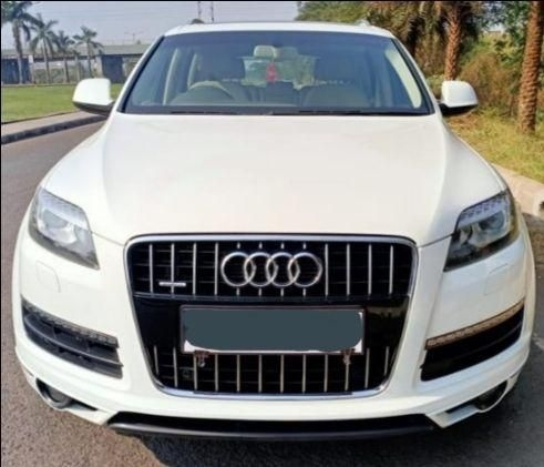 Audi Q7 45 TDI Technology Pack 2014