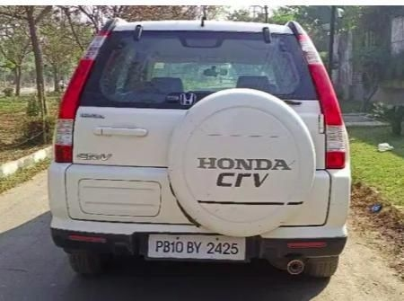 Honda CR-V 2.4 MT 2006