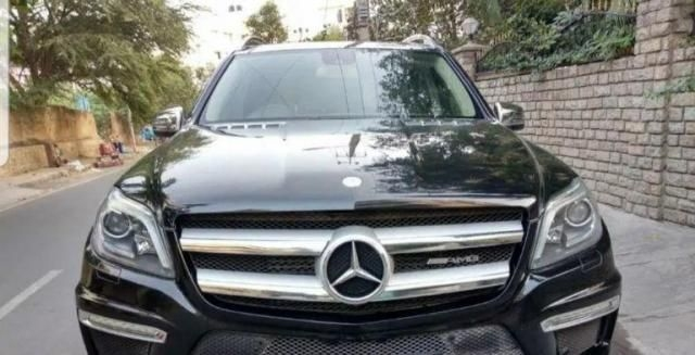 Mercedes-Benz GL 350 CDI BLUE EFFICIENCY 2016