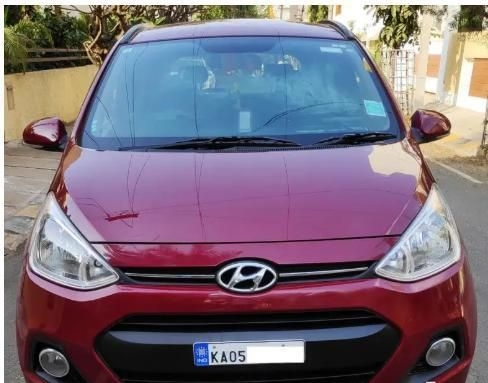 Hyundai Grand i10 ASTA AT 1.2 KAPPA VTVT 2016