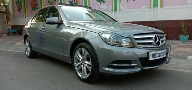 Mercedes-Benz C-Class 200 K AT 2014