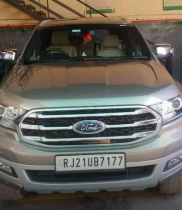 Ford Endeavour Titanium Plus 3.2 4x4 AT 2019