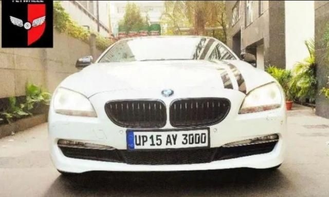 BMW 6 Series 650i Coupe 2012
