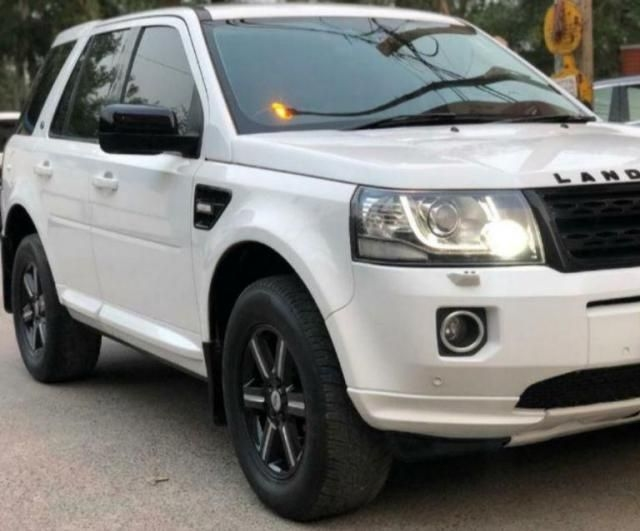 Land Rover Freelander 2 SD4 SE 2013