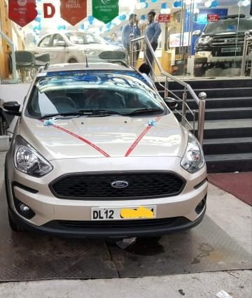 Ford Freestyle Trend 1.2 Ti-VCT 2018