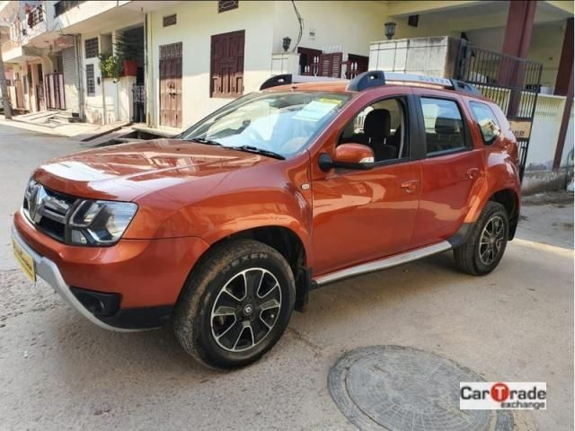 Renault Duster 110 PS RXZ 4X2 AMT 2017