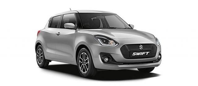 Maruti Suzuki Swift ZXi BS6 2020