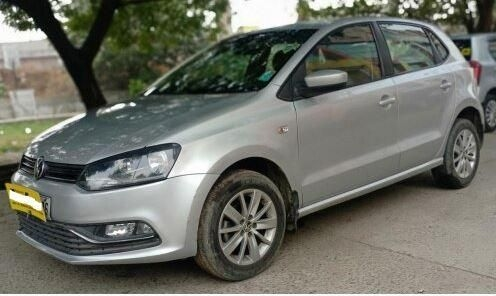 Volkswagen Polo Highline 1.0 Petrol 2015