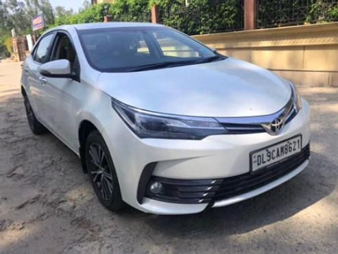 Toyota Corolla Altis 1.8 VL AT 2017
