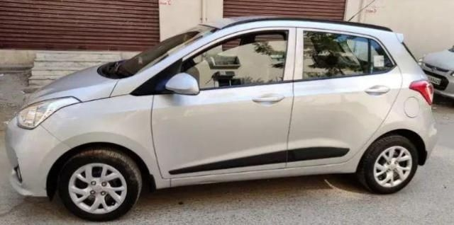 Hyundai Grand i10 Sports Edition 1.2L Kappa VTVT  2017