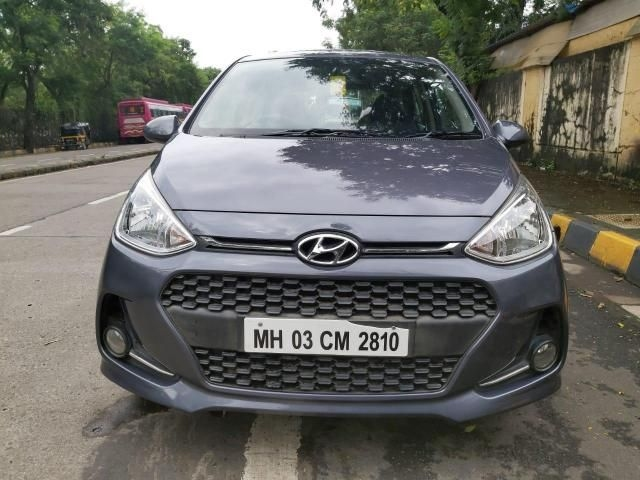 Hyundai Grand i10 Magna AT 1.2 Kappa VTVT 2017