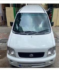 Maruti Suzuki Wagon R VXi Minor 2002