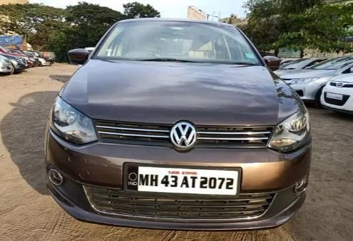 Volkswagen Vento Highline Diesel AT 2014